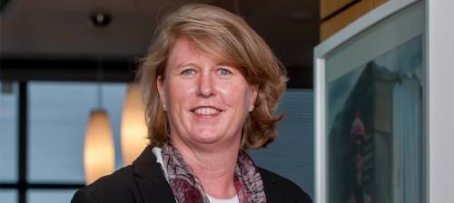 Vanessa Davidson elected Chair of IMCI