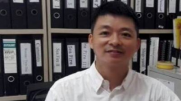 Simon Chen joint the IMCI Team as new IMCI Inspector for CHINA